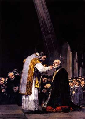 La-última-comunión-de-San-José-de-Calasanz-pintura-de-Goya