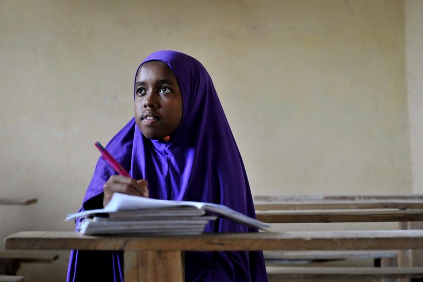 escuela somalí