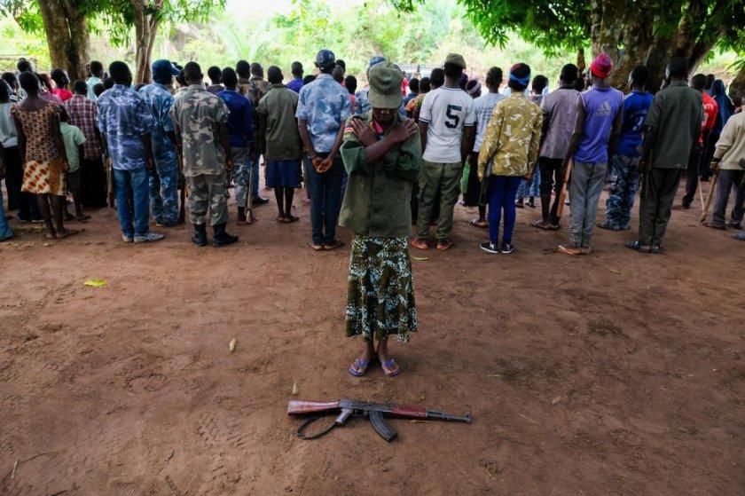 niños soldados sudán